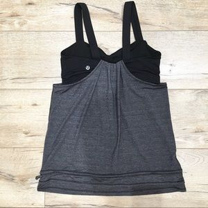 Lululemon Side Cutout Tank Top Size S(6-8)